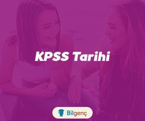 2018 KPSS Ortaöğretim Tarihi