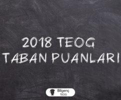 Yalova Liseleri 2018 TEOG Taban Puanları