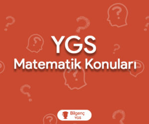 2019 YGS Matematik Konuları
