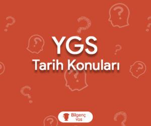 2019 YGS Tarih Konuları