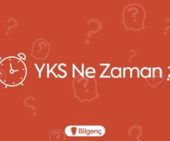 2019 YKS Ne Zaman | 2019 YKS Tarihi