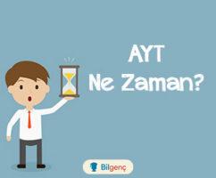 2019 AYT Ne Zaman? | AYT Geri Sayım