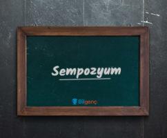 Sempozyum (Bilgi Şöleni) Nedir, Özellikleri