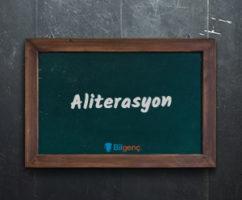 Aliterasyon Nedir? Aliterasyon Örnekleri ve Özellikleri