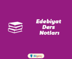Halk Edebiyatı Ders Notu (PDF)