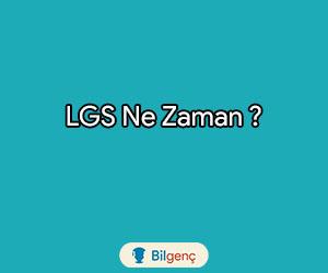 2021 LGS Ne Zaman? | 2021 LGS Geri Sayım
