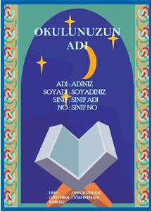 Din Kültürü Ödev Kapağı Resmi-6