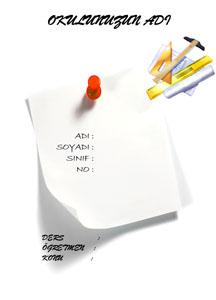 Matematik Ödev Kapağı Resmi-4