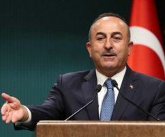 Bakan Çavuşoğlu'ndan Flaş Açıklama