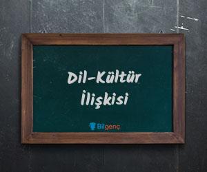 Dil Kültür İlişkisi Nedir?