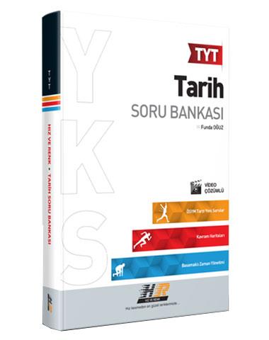 Hız ve Renk Yayınları TYT Tarih Soru Bankası Önerisi