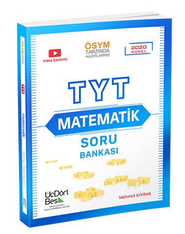 Üç Dört Beş Yayınları TYT Matematik Soru Bankası Önerisi