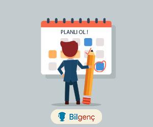 Planlı Olmak