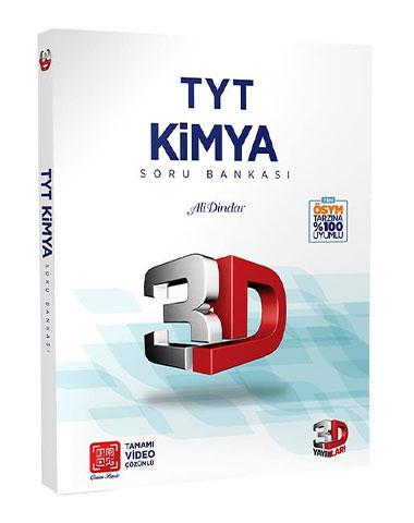 Çözüm Yayınları TYT Kimya Soru Bankası Önerisi