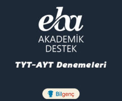 EBA Akademik Destek TYT-AYT Denemeleri 2021 (PDF) MEB